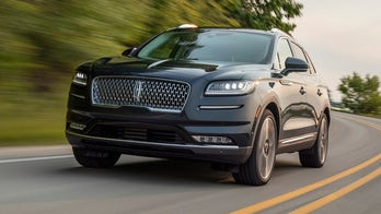 Lincoln Nautilus updated for 2021 with snazzy interior