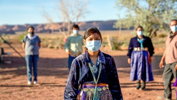 Navajo Nation reinstates stay-at-home lockdown amid 'uncontrolled spread' of coronavirus