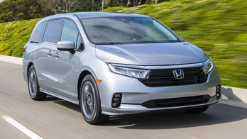 Test drive: The 2021 Honda Odyssey is in it for the long haul