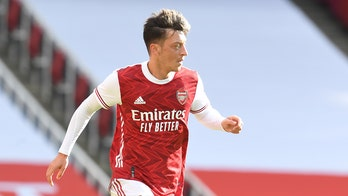 Soccer star Mesut Özil had this excuse for speeding at 97 mph
