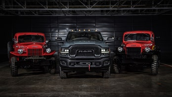 75th anniversary Ram 2500 Power Wagon salutes first 4x4 pickup