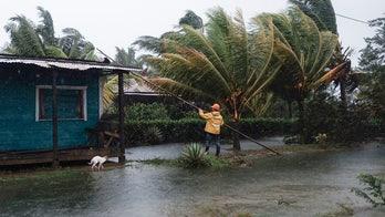 Tropical Storm Eta lashes Nicaragua with rains, deadly mudslides
