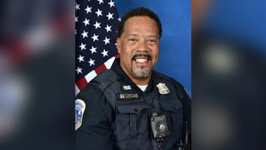 Wife accused of killing DC homicide detective in apparent 'murder-suicide'
