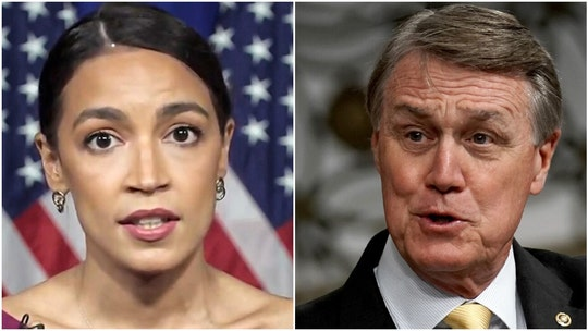 Sen. David Perdue 'invites' AOC to state to campaign for his opponent