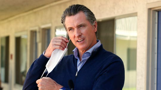 Newsom's controversial French Laundry meal reignites talk of a recall: report