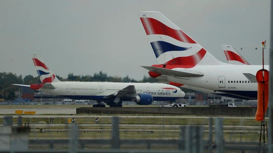 British Airways investigating reports stewardess is offering sexual services between flights