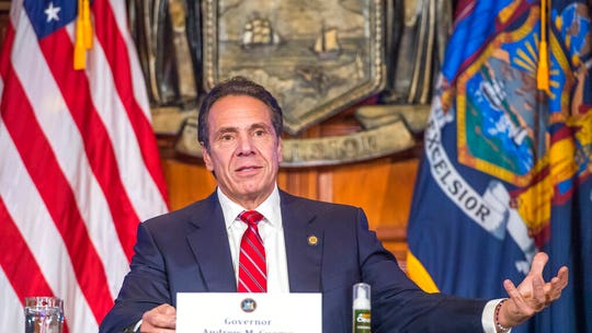 Cuomo blasts police for saying they won't enforce Thanksgiving gathering limits