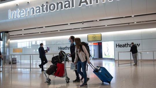 Britain will shorten COVID-19 travel quarantines to 5 days after test