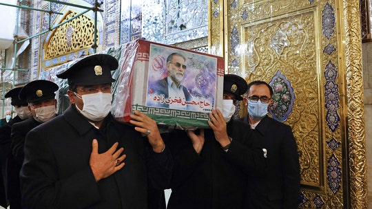 Iran plans 'calculated' response after nuclear scientist killed as newspaper calls for revenge on Israeli city
