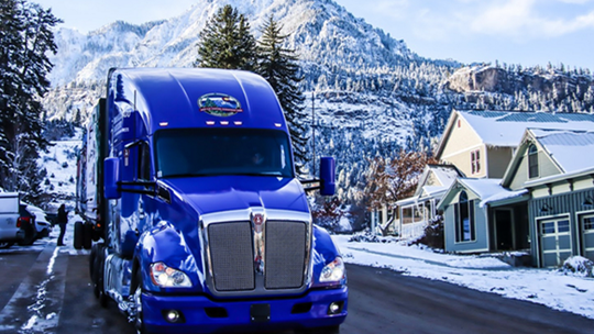 Truck Driver Theron Schmalzried: Delivery of a lifetime – driving Capitol Christmas tree from Colo. to DC