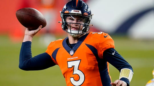 Denver Broncos QBs all declared ineligible for Sunday; receiver reportedly may start