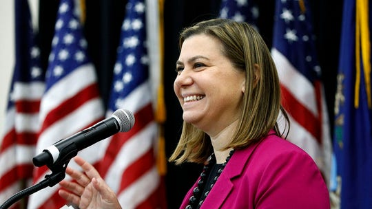 Rep. Elissa Slotkin of Michigan reportedly eyed as Biden's CIA director