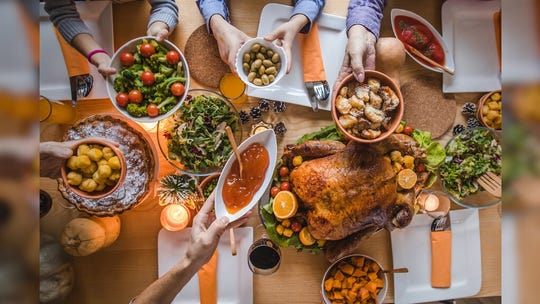 Gostick and Elton: Thanksgiving in COVID lockdown – how to still serve up gratitude on Zoom and more