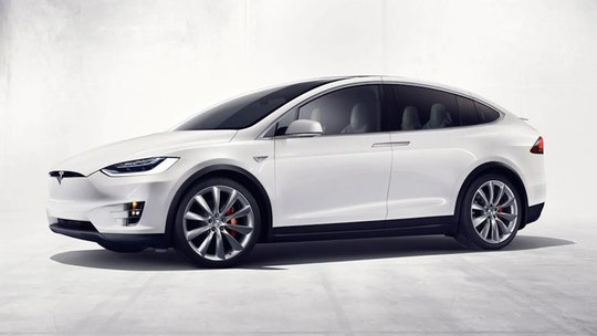 The Tesla Model X can be stolen with this hack, researcher says