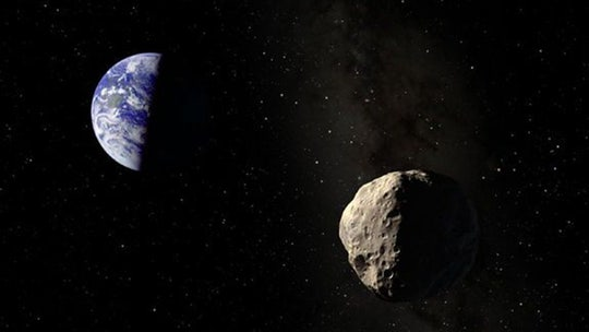 'God of Chaos' asteroid to pass by Earth this week