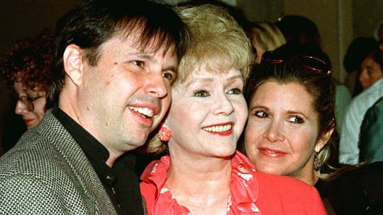 Carrie Fisher's brother Todd says motherhood saved the 'Star Wars' icon from an early death