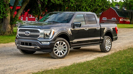 Test drive: The 2021 Ford F-150 PowerBoost hybrid lives up to its name