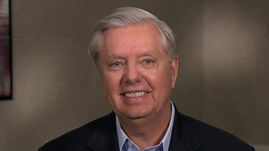 Graham warns Biden, Pelosi and Schumer would form 'trifecta from hell' if Democrats take Senate