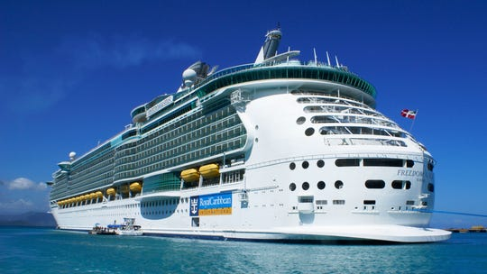 Royal Caribbean suspends sales of week-long cruises through November 2021