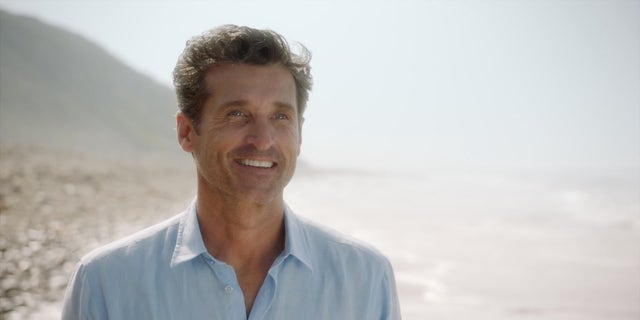 Patrick Dempsey returned at Dr. Derek Shepherd on 'Grey's Anatomy.'