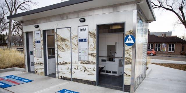 Cintas Corporation named the public bathroom in Colorado Springs, Colorado's Bancroft Park as America's best restroom. (Cintas Corporation)