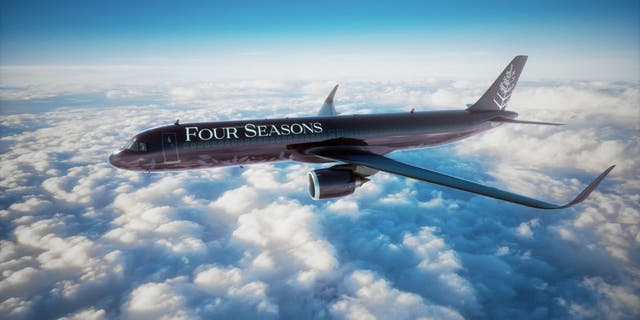 The Four Seasons Private Jet Experience announced its globe-hopping itineraries for 2022 on Thursday. (Four Seasons Hotels and Resorts)