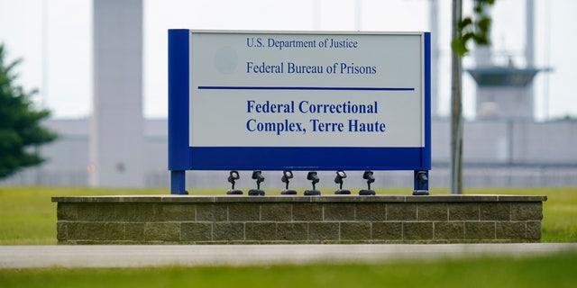Federal prison complex in Terre Haute, Ind.