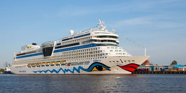 The AIDAperla will begin sailing on Dec. 5 and the AIDAmar will join it starting Dec. 20.
