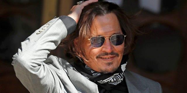 Johnny Depp railed against cancel culture while accepting an award at the San Sebastian Film Festival.