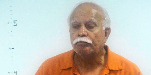 Dr. Javaid Perwaiz (Western Tidewater Regional Jail via AP)