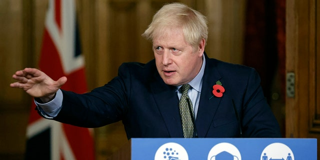 COVID-19: Boris Johnson in isolation again after contact with infected lawmaker