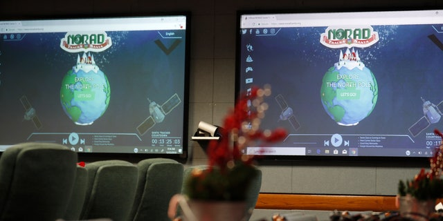 """We understand this is a time-honored tradition, and we know undoubtedly there is going to be some disappointment,"" said NORAD spokesman Preston Schlachter. ""But we're trying to keep it safe for everyone involved."" (AP Photo/David Zalubowski, File)"