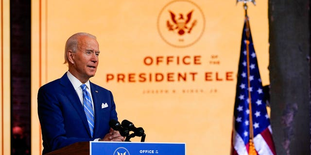 Biden: Americans 'Won't Stand' for Election Results Not Being Honored