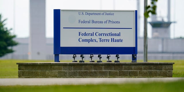 A federal prison complex in Terre Haute, Ind. The Justice Department is quietly amending its execution protocols, no longer requiring federal death sentences to be carried out by lethal injection and clearing the way for other methods like firing squads and poison gas.  (AP Photo/Michael Conroy, File)