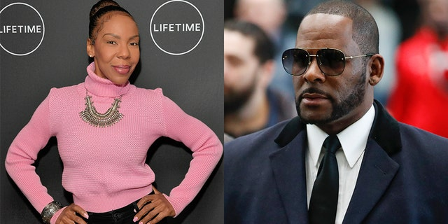 Andrea Kelly and R. Kelly were married from 1996 至 2009.