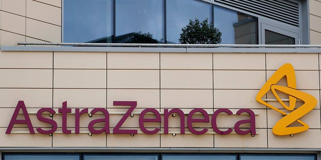 File-On this Saturday, July 18, 2020, the file photo is an overview of the logos of AstraZeneca office and Cambridge, UK.AstraZeneca said its late-stage trial of the COVID-19 vaccine is