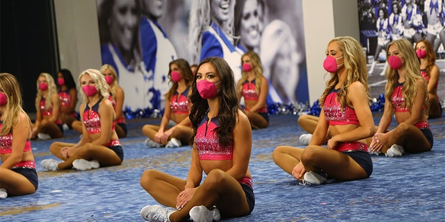 Kelli Finglass says the women auditioning to be a Dallas Cowboys Cheerleader already lead successful careers before trying out for the squad.