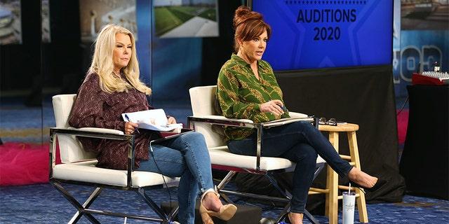 그만큼 2020 auditions are chronicled in Season 15 of the CMT reality TV series 'Dallas Cowboys Cheerleaders: Making the Team.'