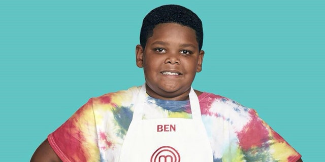 Ben Watkins on Season 6 of 'MasterChef Junior.' He has died at the age of 14 after a battle with a rare illness known as Angiomatoid Fibrous Histiocytoma.