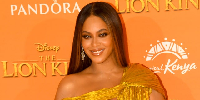 Beyonce suggested Texans should vote. (Dave J Hogan/Getty Images)