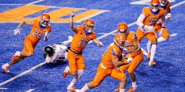 San Jose St seeks first Mountain West title against Boise St