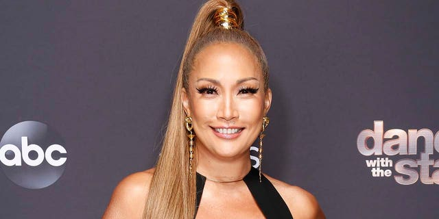 'Dancing with the Stars' judge Carrie Ann Inaba said that she's 'bullied' over tough judging techniques. (Kelsey McNeal via Getty Images)
