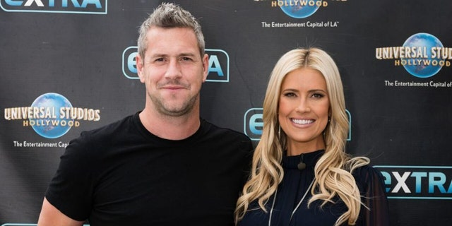 Ant and Christina Anstead share a son, Hudson, together.