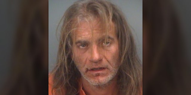 Mugshot for Clark Caplan, 44.