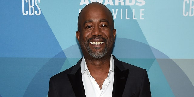 Darius Rucker recalls once being told that audiences wouldn't 'accept a Black country singer'