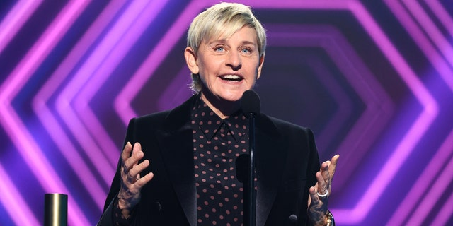 Ellen DeGeneres describes her COVID-19 symptoms in her first episode of 'The Ellen DeGeneres Show' in 2021.