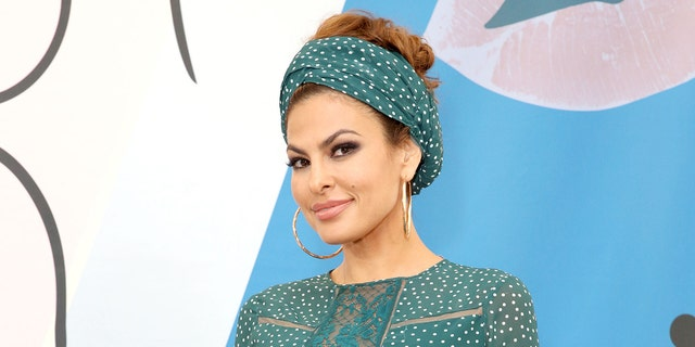 The treatment Eva Mendes received is meant to prevent skin sagging. (Photo by Rachel Murray/Getty Images for New York & Company)