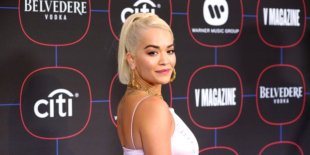 Reports of the singer and actress' party attracted widespread criticism. (Photo by Randy Shropshire/Getty Images for Warner Music)