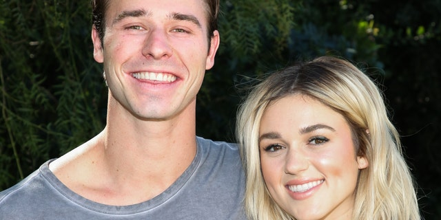 Sadie Robertson and Christian Huff celebrate their first wedding anniversary