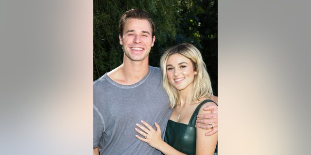 Sadie Robertson and her husband Christian Huff are expecting their first child together.